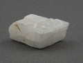 Calcite Mineral - White Rhombic