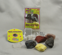 Rock Detectives Crystal Experiment