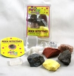 Rock Detectives - Rock & Mineral Experiment Kits