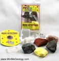 Crystal Experiments Rock Detectives Kit with E-book