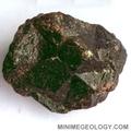 Red Garnet Mineral