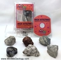 Igneous Investigation Rock Detectives Kit with E-book