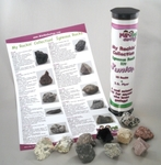 My Rockin' Collection Deluxe & Junior Rock & Mineral Colleciton Kits