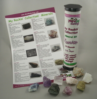 My Rockin Collection Junior Mineral Kit