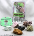 Mineral Mission Rock Detectives Kit with eBook