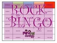 Image Rock Bingo Game