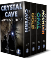 Image Crystal Cave Adventures Digital Box Set Books 1-4 (ebooks)