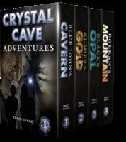 Image Crystal Cave Adventures Digital Box Set Books 1-4 (ebooks)