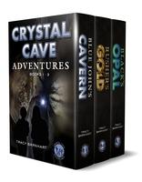 Image Crystal Cave Adventures Digital Box Set Books 1-3 (ebooks)