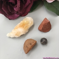 Image Sacral Chakra Natural Healing Crystal Bundle (2nd Chakra)