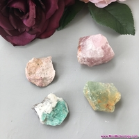 Image Heart Chakra Natural Healing Crystal Bundle (4th Chakra)