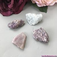 Image Third Eye Chakra Natural Healing Crystal Bundle (6th  Chakra)