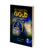 Image Rusher's Gold Activity Book