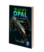 Image Black's Opal Activity Book