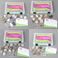 Image My Rockin' Collection Deluxe Rock & Mineral Kits - Set of 4