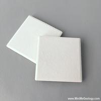Image White Streak Plate for Mineral Testing