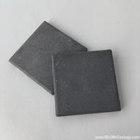 Image Black Streak Plate for Mineral Testing