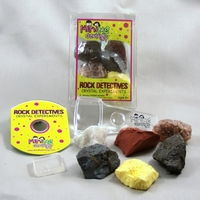 Image Crystal Experiments Rock Detectives Kit with eBook