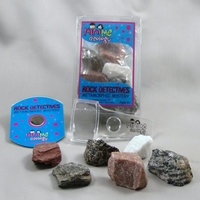 Image Metamorphic Mystery Rock Detectives Kit with eBook