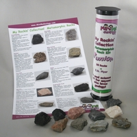 Image My Rockin Collection Junior Metamorphic Rock Kit