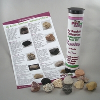 Image My Rockin Collection Junior Sedimentary Rock Kit