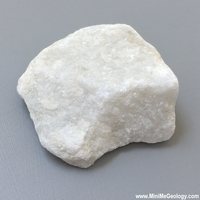 Image Marble Metamorphic Rock - White