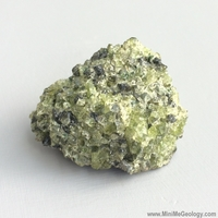 Image Epidote Mineral
