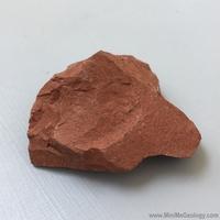 Image Jasper Mineral - Red