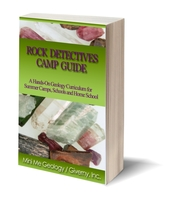 Image Rock Detectives Camp Guide - eBook