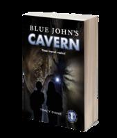Image Blue John's Cavern: Time Travel Rocks! (Crystal Cave Adventures Book #1)