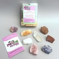 Image Natural Chakra Crystals - Genuine Healing Stones