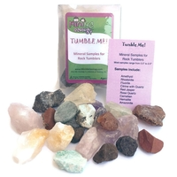 Image Tumble Me! - Stones for Rock Tumblers