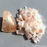 Image Rock Salt Halite Crystal Cleansing Kit