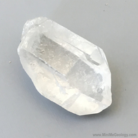 Image Natural Clear Quartz Point - Medium Size
