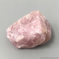 Image Natural Rose Quartz