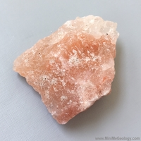 Image Natural Rock Salt Halite Crystal - Large