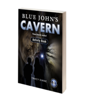 Image Blue John's Cavern Activity Book