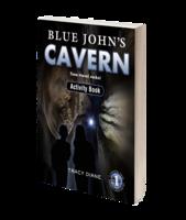 Image Blue John's Cavern Activity Book