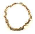 Picture Jasper Chip Necklace