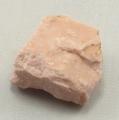 Microcline Feldspar Mineral - Pink