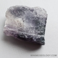 Natural Purple Fluorite