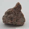 Granite Igneous Rock - Red/Pink