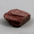 Slate Metamorphic Rock - Red