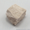 Sandstone Sedimentary Rock - White to Gray