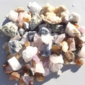 Rough Rock & Mineral Mix