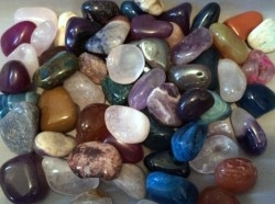 Tumbled Rocks Mix
