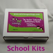 School rock & mineral kits